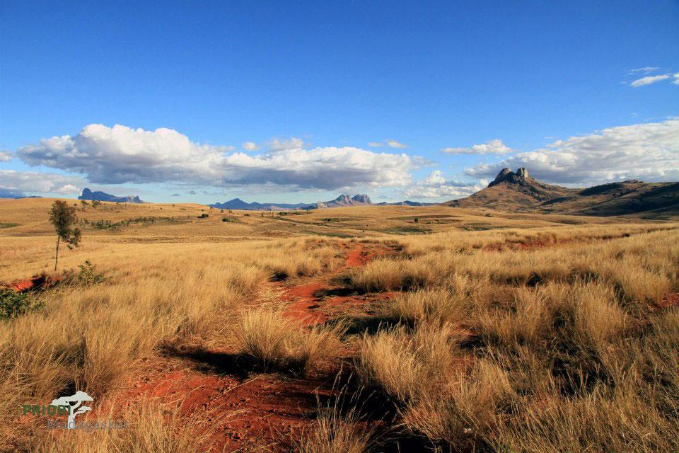 Zentrales Hochland Madagaskar