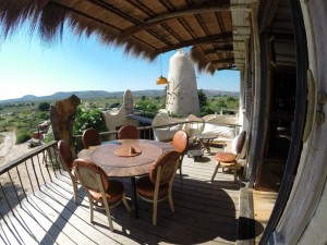 Hotel Bacuba Tulear foto: Franziska Krebs 2014