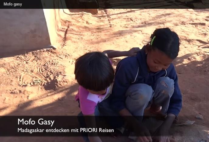 Madagassische Reisküchlein – Mofo Gasy selber machen