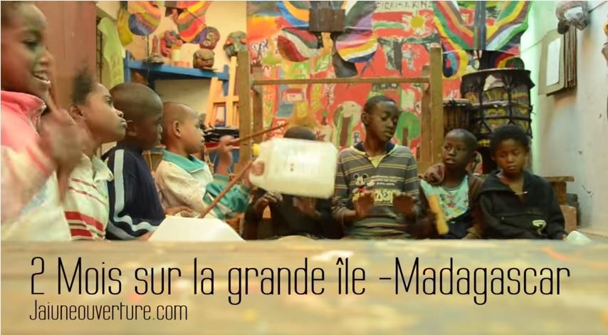 Unterwegs in Madagaskar Reise Film Eindrücke
