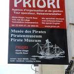 PRIORI Piratenmuseum Antananarivo Madagaskar