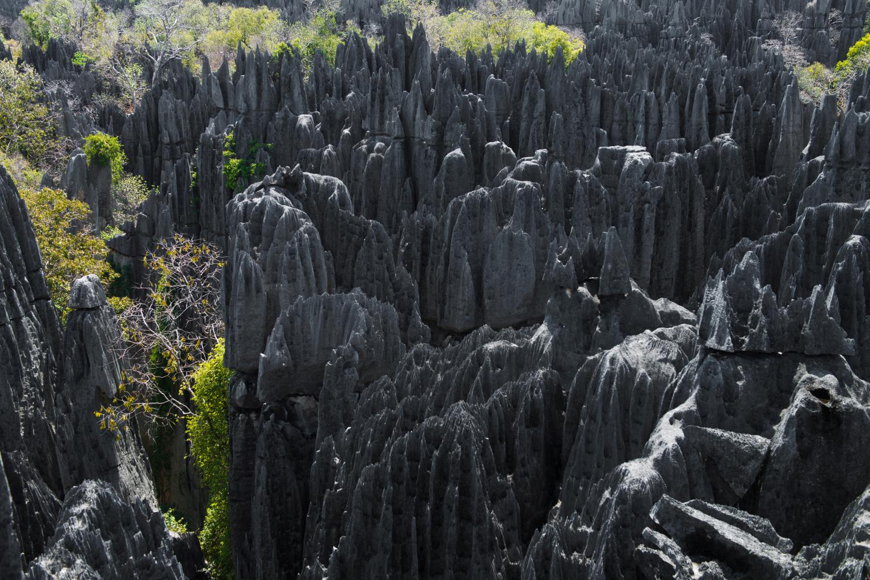 UNESCO-Welterbe in Madagaskar - Tsingy de Bemaraha