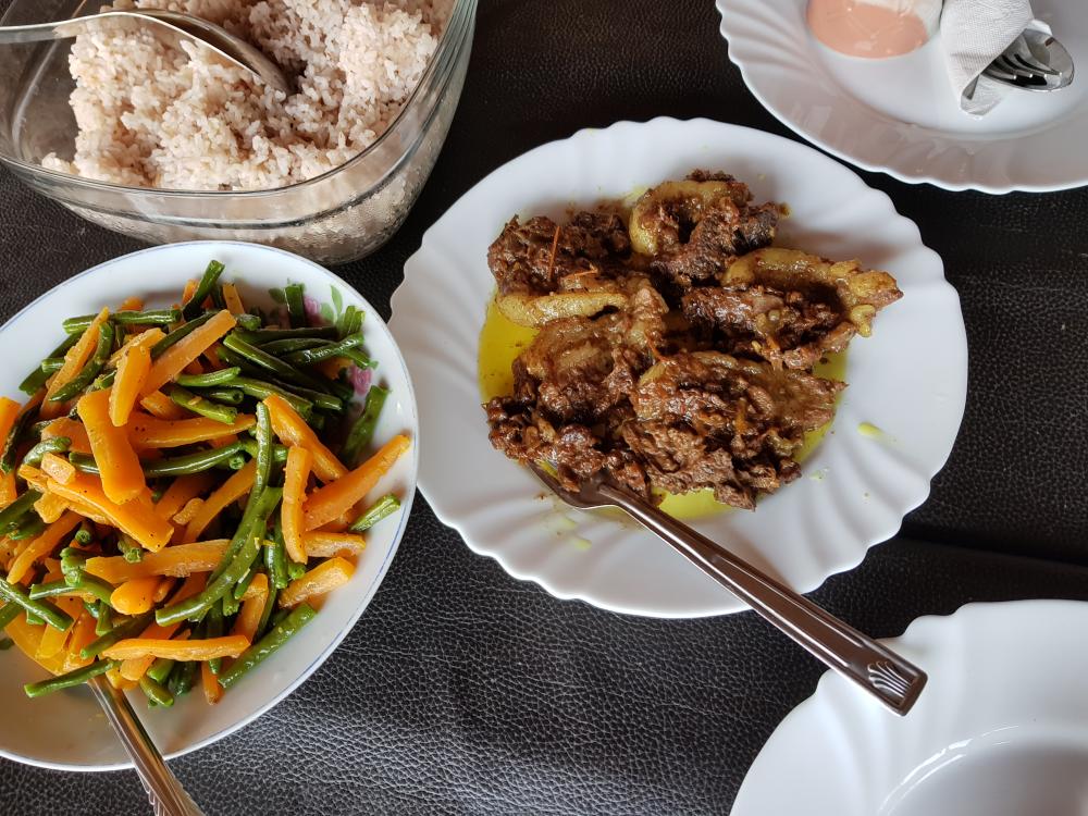 Essenskosten in Madagaskar