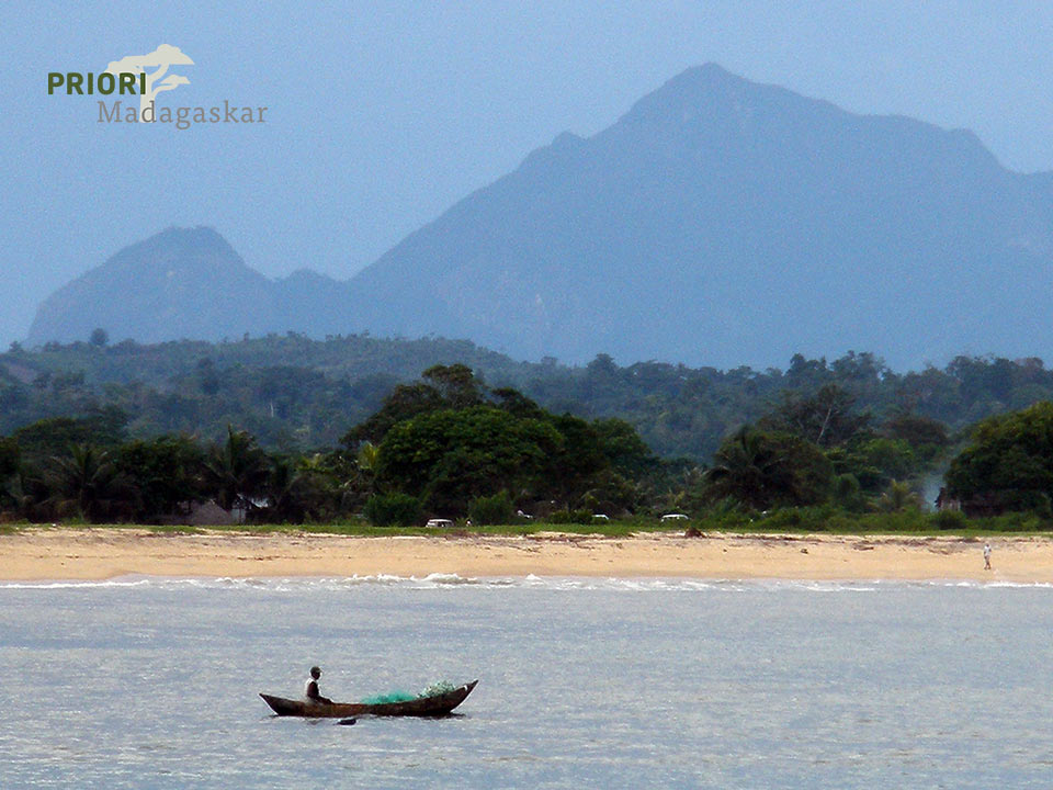 Madagaskar-SAVA-Blick-auf-Nationalpark-von-Marojejy-PRIORI-Reisen
