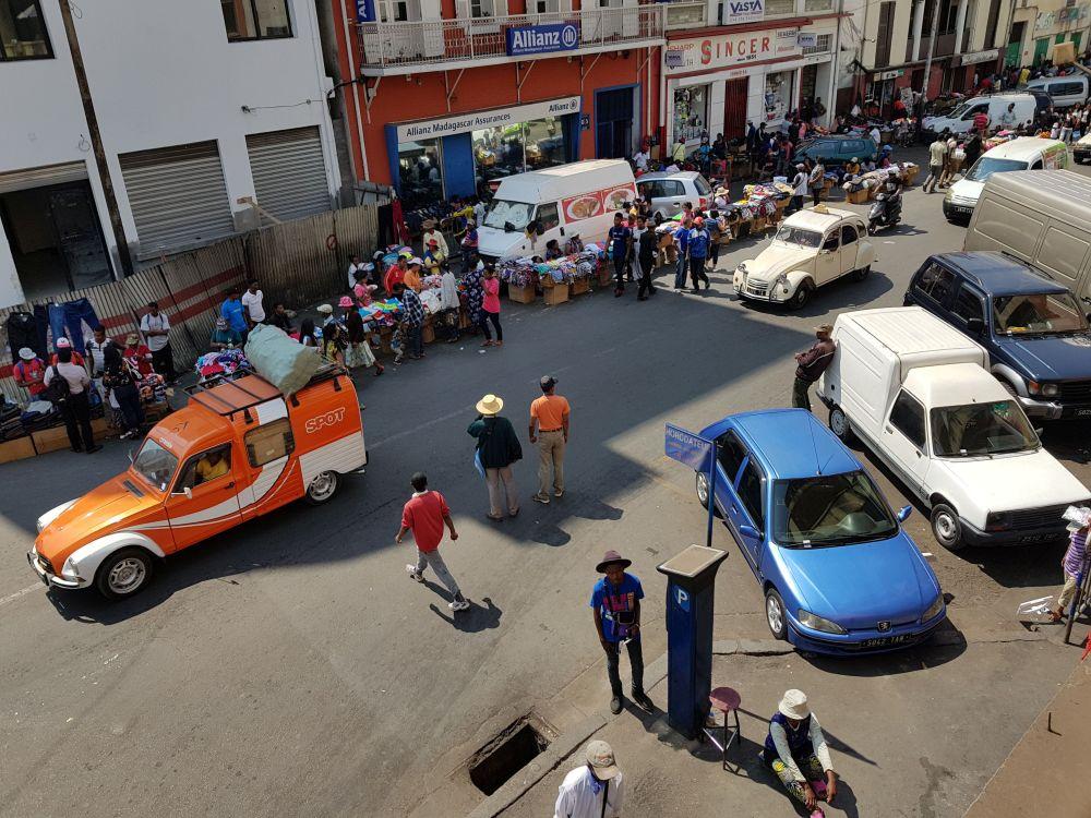 Kleidung und Temperaturen in Madagaskar - Ein Eindruck von Antananarivo im August