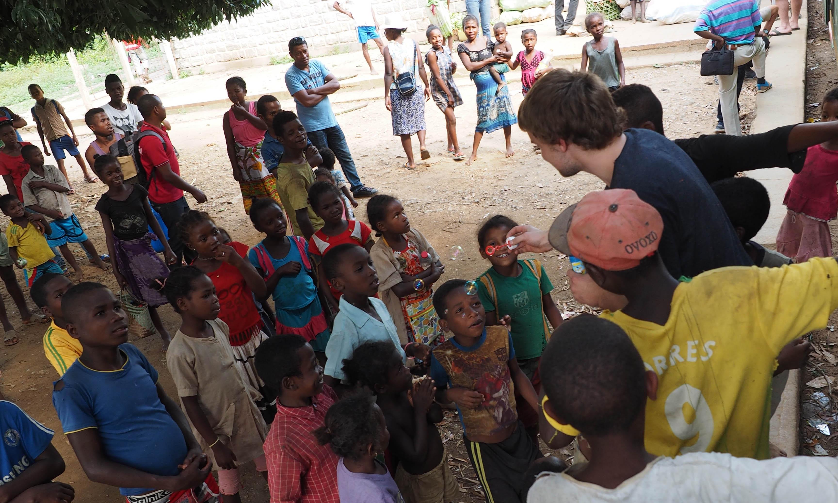 Madagaskar abseits mit PRIORI