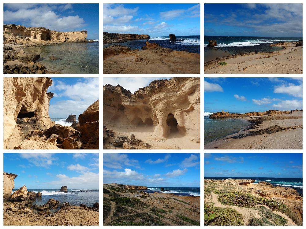 NP Cap Sainte Marie Madagaskar Sandhöhlen