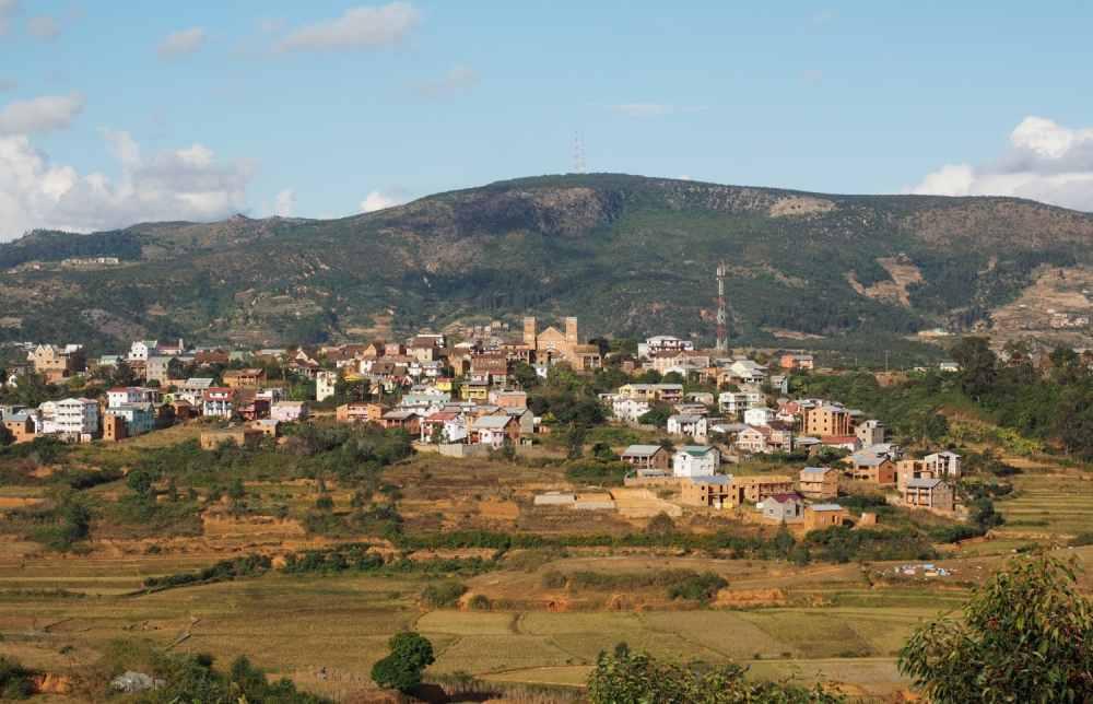 Ambositra in Madagaskar
