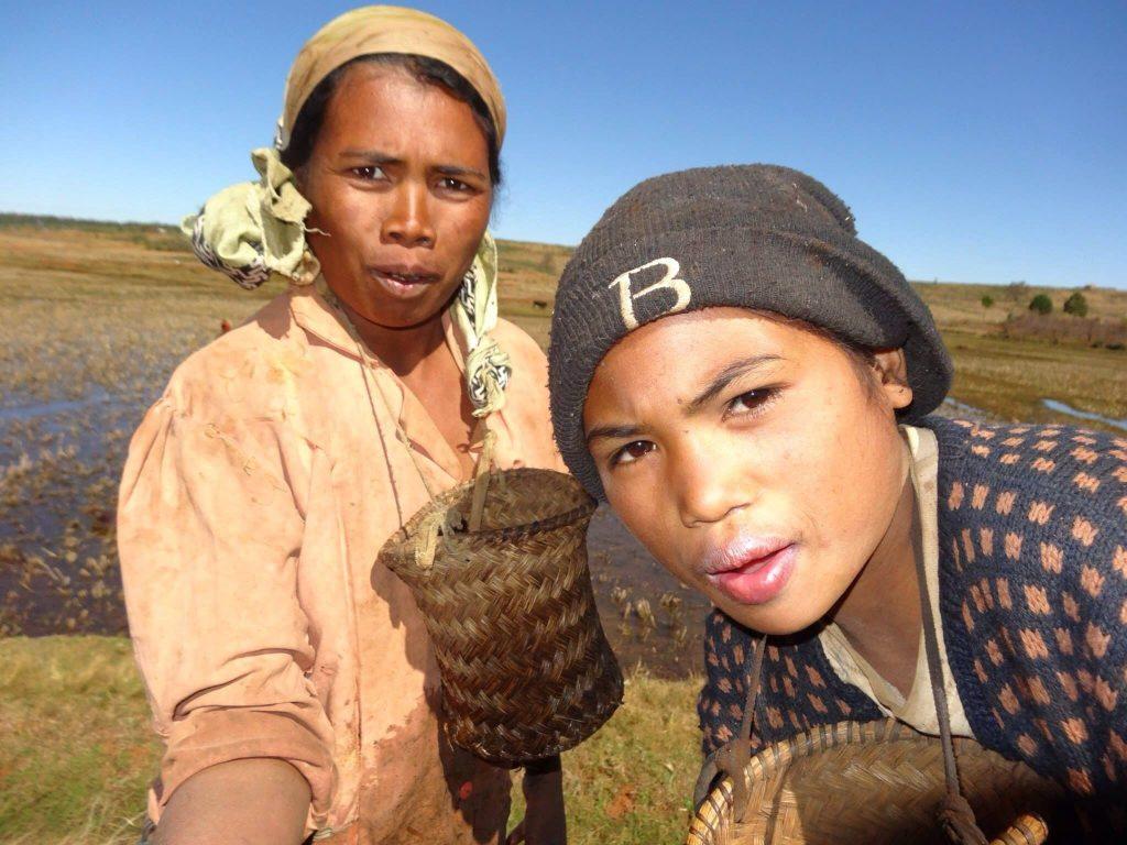 Tageswanderung in Antananarivo in Madagaskar