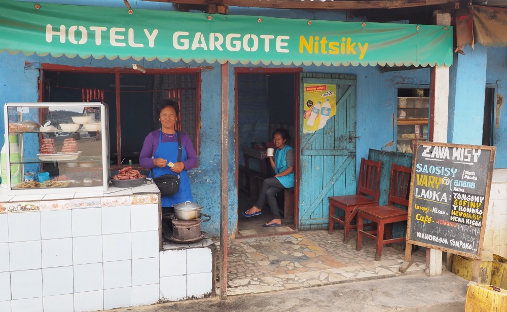 Madagaskar Streetfood