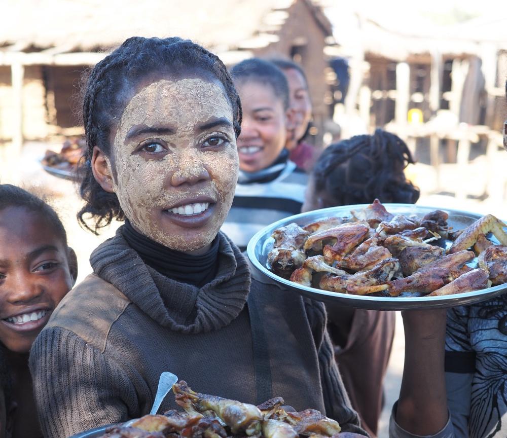 Streetfood Madagaskar in den tiefen Süden.