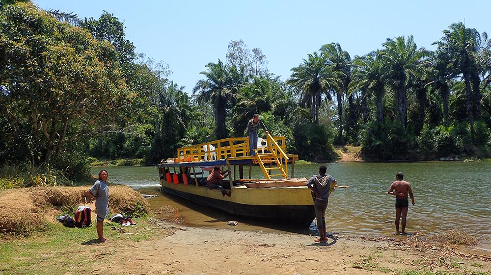 Kanal des Pangalanes: Rundreise in Madagaskar