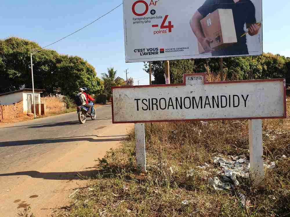 Tsiroanomandidy