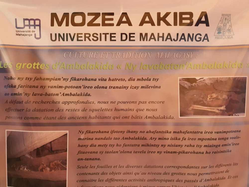 Kultur und Tradition im Mozea Akiba Museum, Mahajanga, Madagaskar