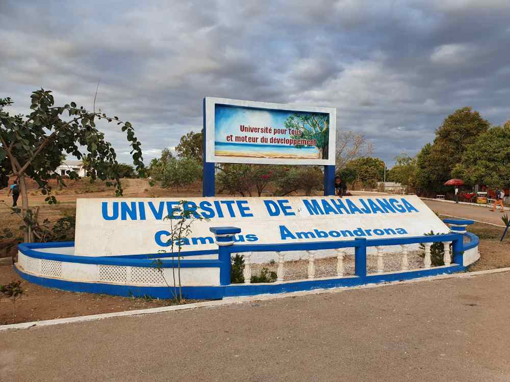 Universität von Mahajunga - Campus Ambondrona - Mozea Akiba Museum, Madagaskar
