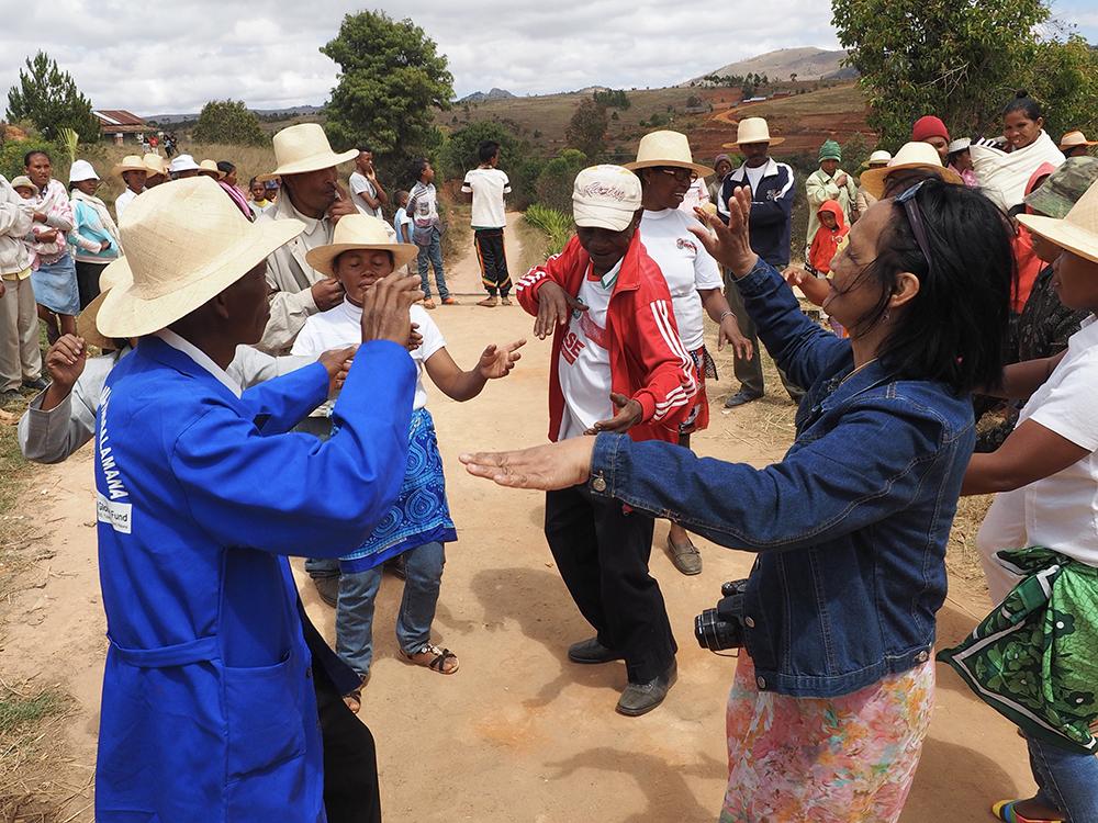 Welttag des Tanzes Madagaskar