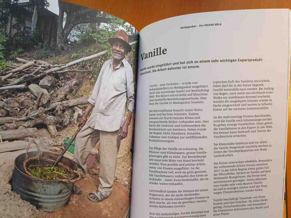 Madagaskar PRIORI - Kultur und Kulinarik