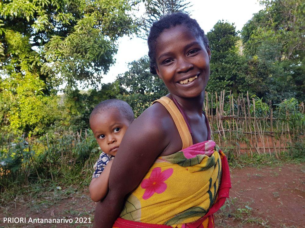 In Madagaskar wählen die Eltern den Namen ihres Kindes nach verschiedenen Gesichtspunkten aus.