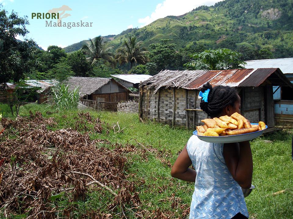 Unterwegs von Sambava nach Antalaha